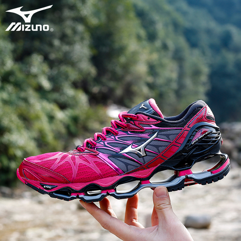 Original Mizuno Wave Prophecy 7 Professional sports Men Shoes Outdoor 5 color Sports Weightlifting Shoes good quality size 40-45 недорго, оригинальная цена