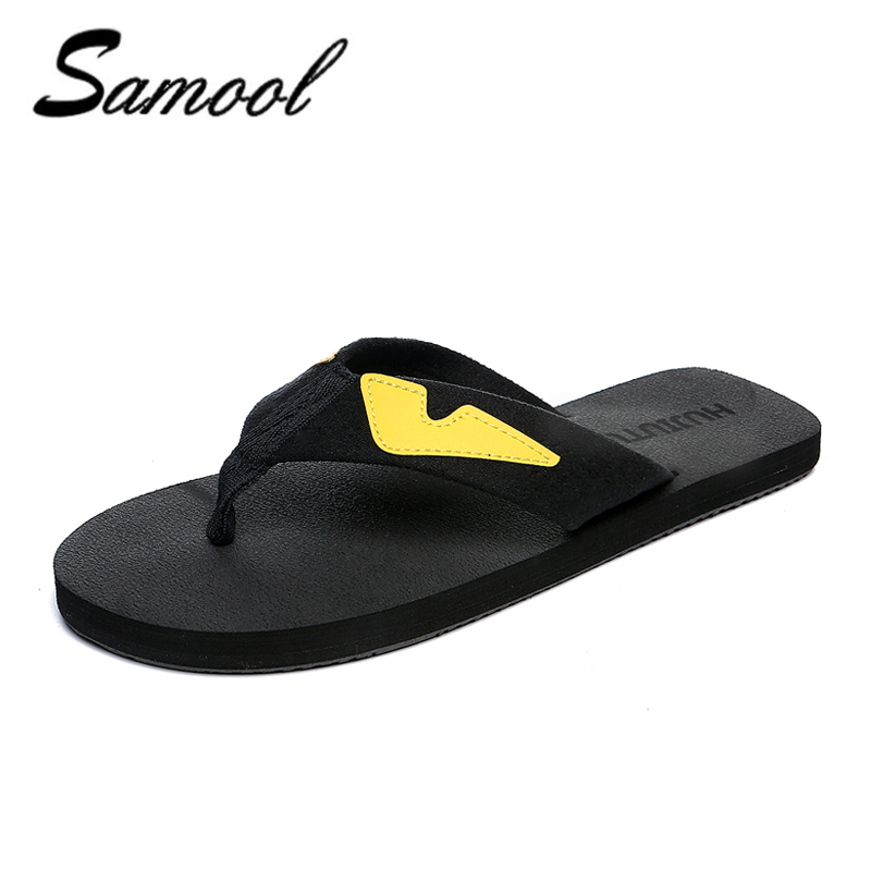 Men Sandals New Brand Flip Flops Men Beach Slippers For men Summer Shoes Flat Sandals Men Flip Flops cheap zapatos hombre xxz5