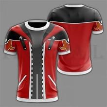 Men and Women Streetwear T-shirt Kingdom Hearts 3d Print T shirt Hooded Jacket for Boys Harajuku Sweatshirt Cosplay
