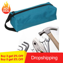 Многофункциональный чехол-сумка для инструментов, водонепроницаемый холщовый органайзер для хранения, чехол для инструментов для маленьких металлических инструментов