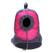 Hot Fashion Backpack Comfortable Transportation Dog Cat Pet Mesh Travel Dog Carrier shoulder Backpack