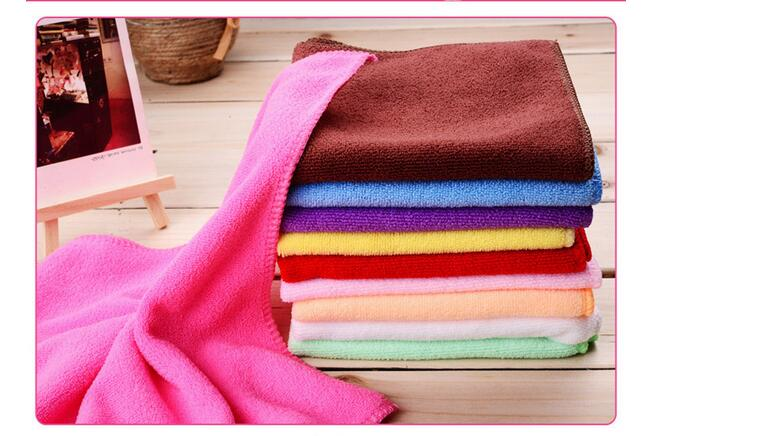 10PCS lot Creative Cute Sandwich Cake Towel Festival Wedding Supplies Towel Christmas Gift Towel 30 30 cm in Face Towels from Home Garden