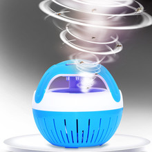 Electronics Mosquito Killer LED Socket Electric Mosquito Fly Bug Insect Trap Killer Zapper Night Lamps Lights Pest Control