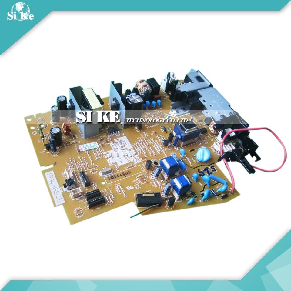 LaserJet  Engine Control Power Board For Canon LBP 6018 6000 LBP6000 LBP6018 FM4-6846 FM4-6845 Voltage Power Supply Board laserjet engine control power board for canon mp750 mp760 mp780 voltage power supply board