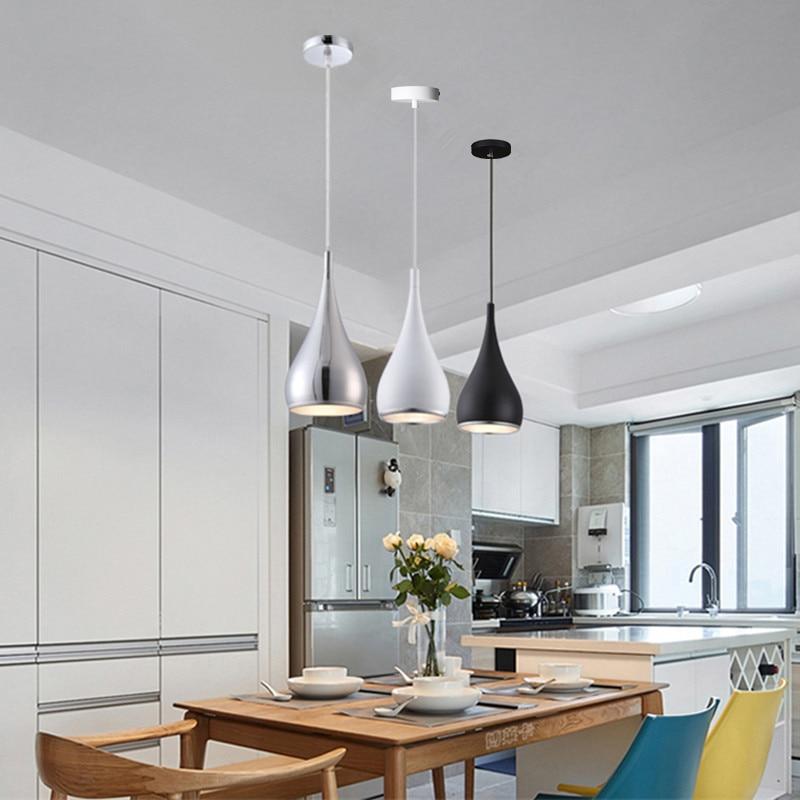 bar pendant lighting room modern pendant lights kitchen island light study bedroom home pendant room ceiling lamp include bulb