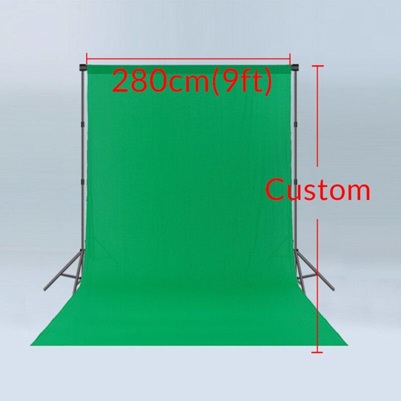 Sensfun Green Screen Photo Background Photography Backdrops Backgrounds Studio Video Nonwoven Fabric Chroma Key Backdrop