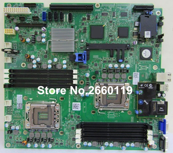 For R410 0W179F WWR83 N051F 1V648 0WWR83 0N051F 01V648 server motherboard, fully tested