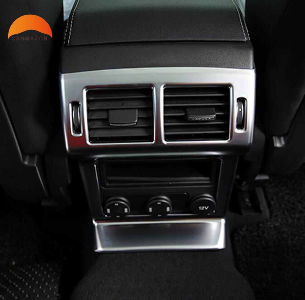 Jaguar F Pace Cheap Interior: Aliexpress.com : Buy Interior Rear Armrest Box Air