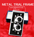 free shipping metal trial frame,glasses trial frame good quality low price glasses accessoires