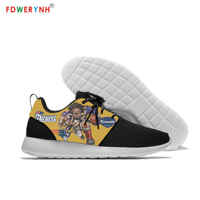 NEW ENGLAND PATRIOTS Shoes Super Bowl 8 Farben 3D Print Custom Leisure Lightweight Mesh Men's/women's Shoes
