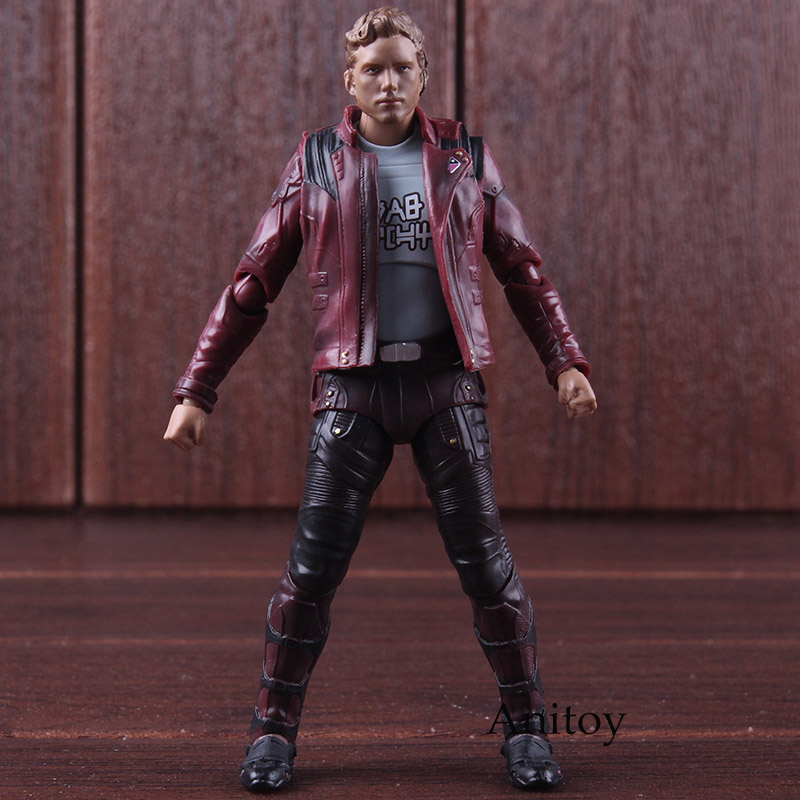 SHF S.H.Figuarts Avengers Infinity War Star Lord PVC Action Figure Collectible