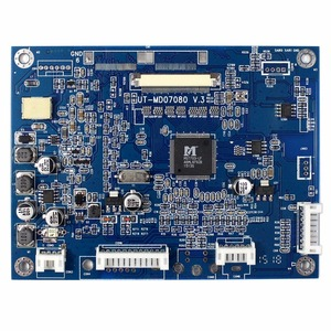 """Image 4 - 7 """"Tft Lcd Display AT070TN92 con Vga Av Osd Scheda di Controllo Lcd"""