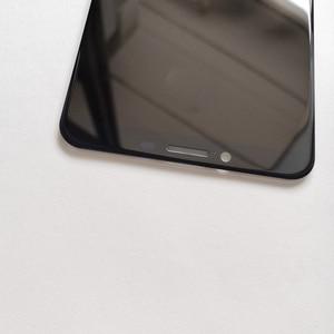 Image 4 - AICSRAD מקורי 2160*1080 שחור עבור Cubot X18 בתוספת LCD תצוגה + מסך מגע עצרת החלפה עבור x18plus x 18 + כלים