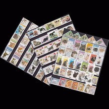 50 PCS / lot all different  Topic Animal  Cat Unused Postage Stamps With Post Mark For Collecting postal stampel china post stamp 2015 4 24 solar terms spring fdc frist day cover postage stamp collecting postage stamps souvenir sheet