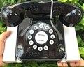 Negro KXT-3123 teléfonos antiguos/teléfono fijo de Los Hogares