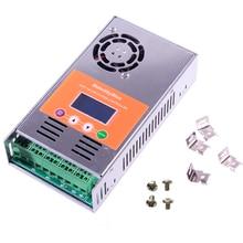 MakeSkyBlue MPPT 30A 40A 60A Контроллер заряда для 12 В 24 36 48 72 96 кислота, литий батарея не заряд ШИМ регулятор