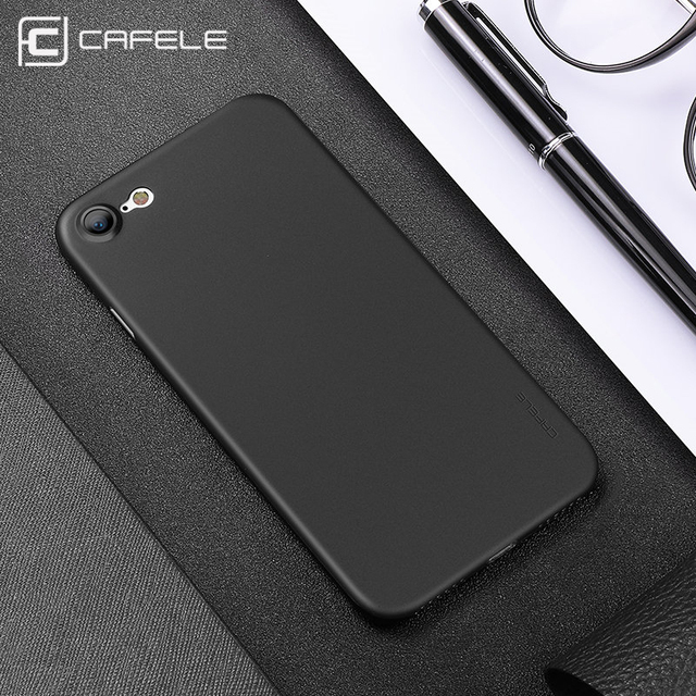 big sale b8575 fb5f4 US $3.99 20% OFF|CAFELE Ultra Thin Case for iphone 8 8 Plus Transparent  Matte PP Case for iphone 8 8 Plus Universal Fit Case for iphone 7 7 Plus-in  ...