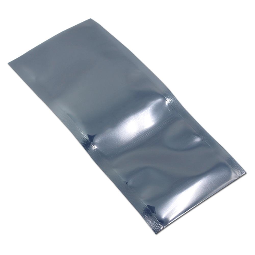 "8/"" x 8/"" 1,200 ESD Anti-Static Shielding Bags Open-Top"