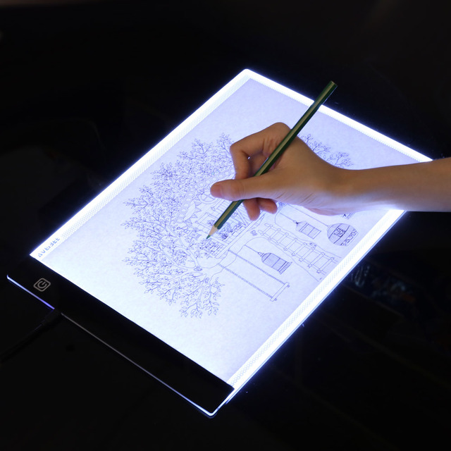 Original Digital Tablets A4 LED Graphic Artist