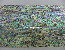 140x240x0.2mm AAA grade abalone shell paua shell laminate sheets shell paper furniture inlay guitar accessories  DIY