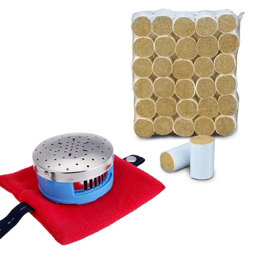 Stick Moxa-Box Acupuncture Burning-Moxibustion Promotion-Price Mini Pure-Cupper Portable