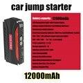 12000 мАч Высокая производительность автомобильное зарядное устройство батарея автомобиля скачок стартер многофункциональный автоматический запуск аварийного питания горячее надувательство