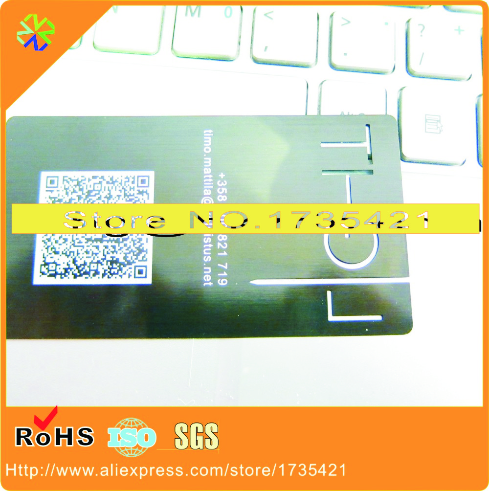 popular cheap metal business cards cheap cheap metal business