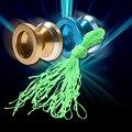 10 Pack 100% Poliéster Luz Profesional Niños YoYo Bola Juguetes Truco Cadena juguete yoyo yoyo mágico de juguete para niños FCI #