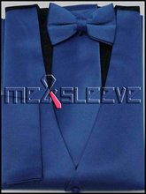 Wholesale cheap men's suits high quality waistcoat 4pcs (vest+necktie+bowtie+handkerchief)