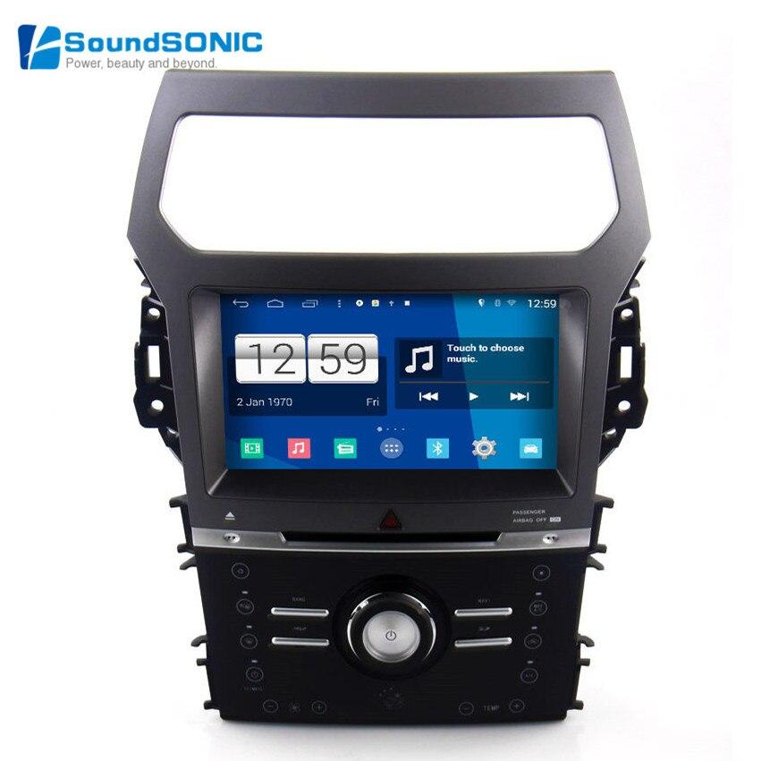 Android 4 4 Explorer Dvd Gps Navigation For Ford Explorer
