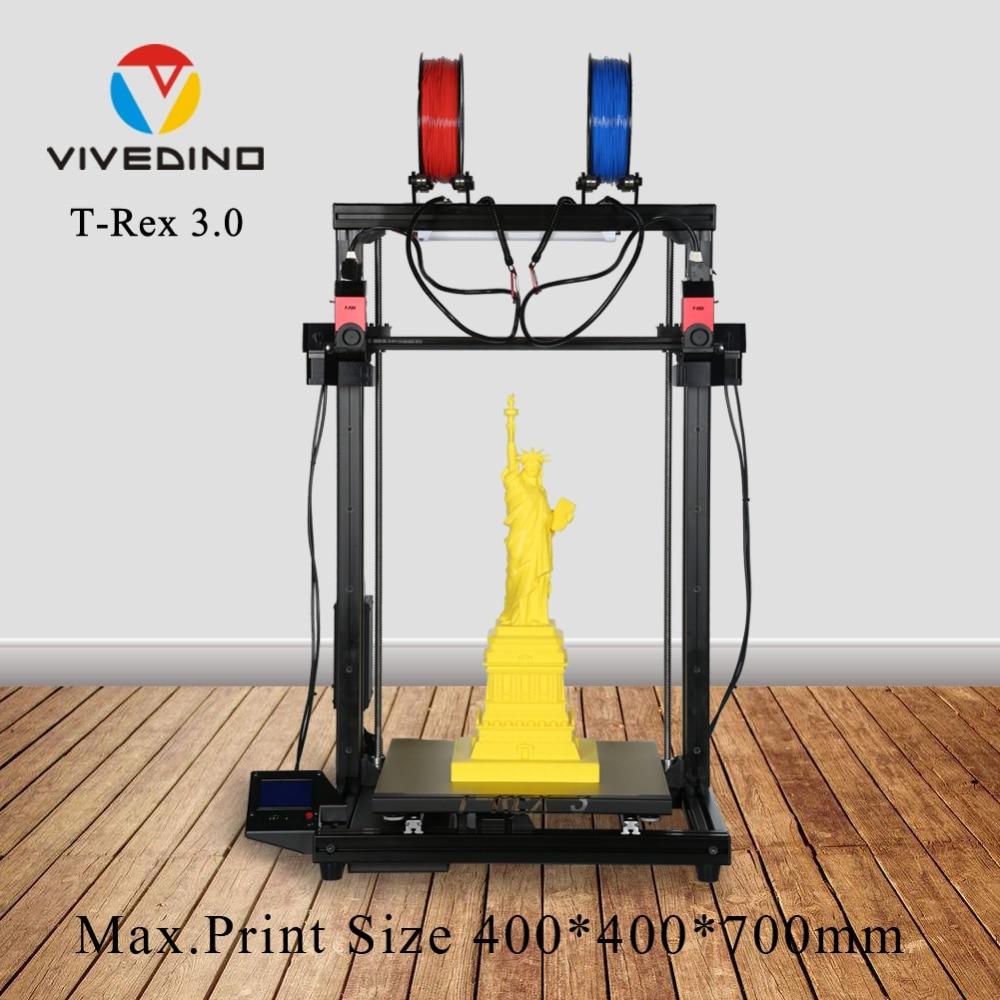 FORMBOT popolare modello 3d kit stampante di qualità eccellente elevato volume di vendita con ingresso indipendente doppio estrusore