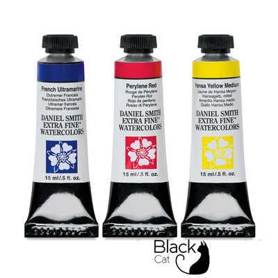Ds Masters из США, водный цвет, обычный цвет, 15 мл зеленая система, водный цвет краски бренды акварельные цвета