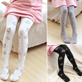 Children Stockings for Girls  Kids Tights 2017 Autumn Winter Kids Pantyhose Girls Bottoming Cotton Knit  Mini Dressing