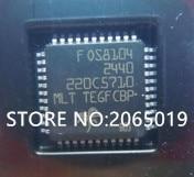 2 PCS FOS8104 2440 OS8104 2440 OS8104 QFP44 In Fibra Ottica Amplificatore IC
