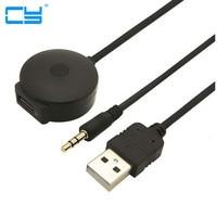 USB et 3.5mm AUX par Audio Bluetooth Aux et USB Cabo Adaptador Femea Para O Carro BMW Mini Cooper