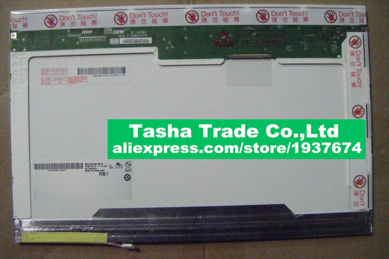 For Sony VAIO VGN-CR260F/B LCD Screen LED Display B141EW04 V0 V.0 14.1 CCFL 30pin vi 260 ew