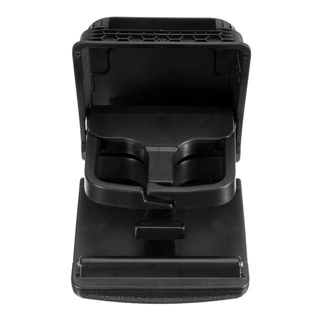 Nueva Consola Apoyabrazos Central Trasero Taza Sostenedor de La Bebida Para VW/Jetta MK5 5 6 MKVI Golf MK6 1K0 862 532 C