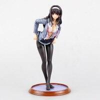 23cm Hot Anime Kasumigaoka Utaha Misaki Kurehito Saenai Heroine no Sodatekata Action Figure PVC Model Toys Doll Sex Girl Gifts
