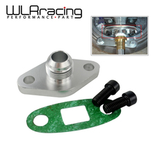 WLR RACING-Turbo возврат масла/сливной фланец адаптер AN10 для TOYOTA LEXUS 1JZ 2JZ GTE WLR-OFG35