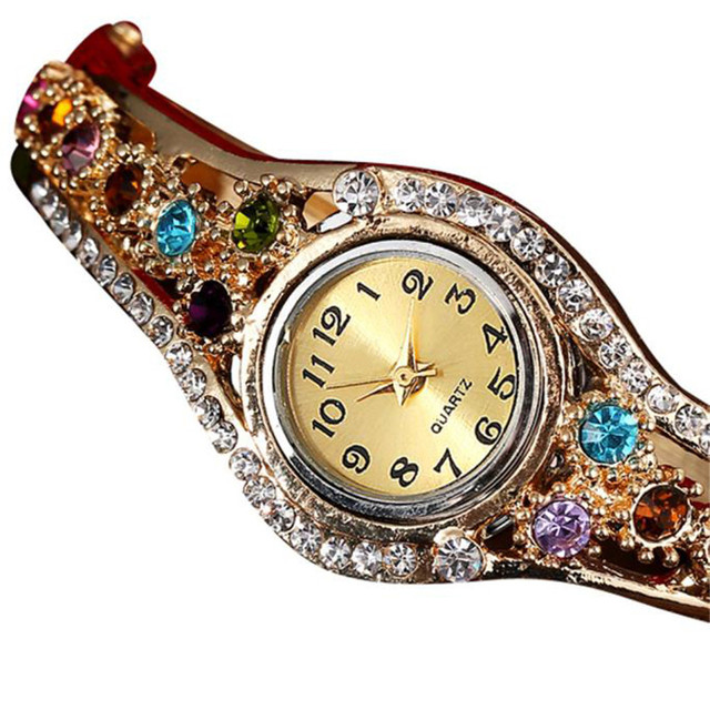 OTOKY Hot Sale Fashion Luxury Women's Watches Women Bracelet Watch p754