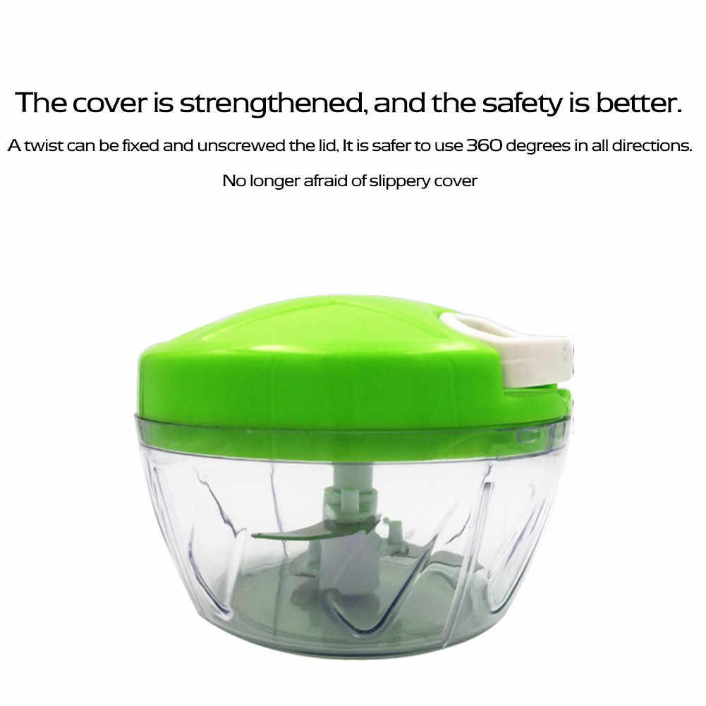 Food Chopper Cortador Peeler Slicer Shredder Vegetal Manual de Mão Puxando manual do vegetal cortador de legumes chopper