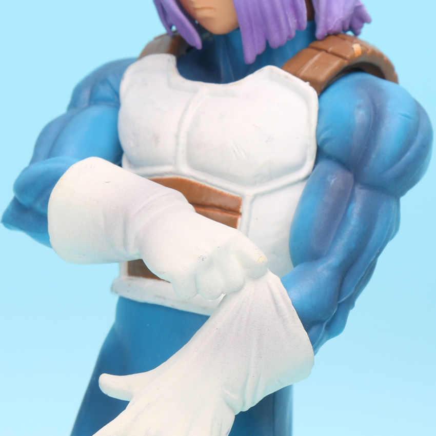 Dragon Ball MnFigure Dragon Ball Z разрешение солдат объем 5 фигурка trunks трусы пятая фигурка Коллекция Модель игрушки