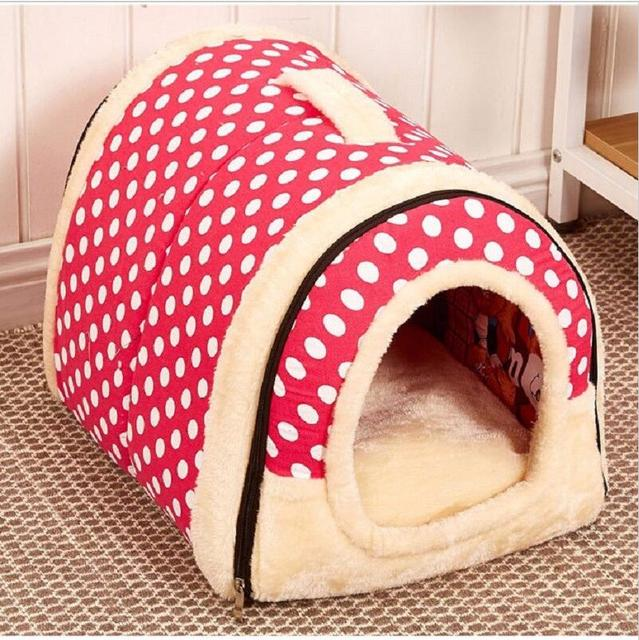 Foldable Multi-functional Dog Bed
