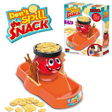 2 People Balance Board Game Cookie Toy Dont The Spill Snack Childrens Educational Toys
