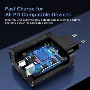 Image 3 - ESR USB C PD Ladegerät 36W Dual Schnelle Ladegerät für iPad Pro iPhone 11 X XS XR XS Max SE 2020 Tragbare Kompakte EU UNS Wand Ladegerät