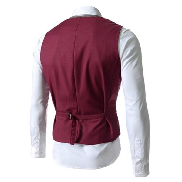2016-New-Men-Suit-Vest-Fashion-Casual-Wedding-Formal-Business-Suits-Blazer-Costume-Vest (1)