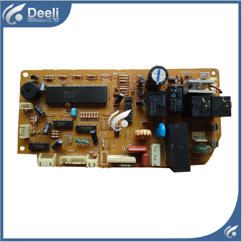 95% new Original for Mitsubishi air conditioning Computer board RKN505A230 circuit board