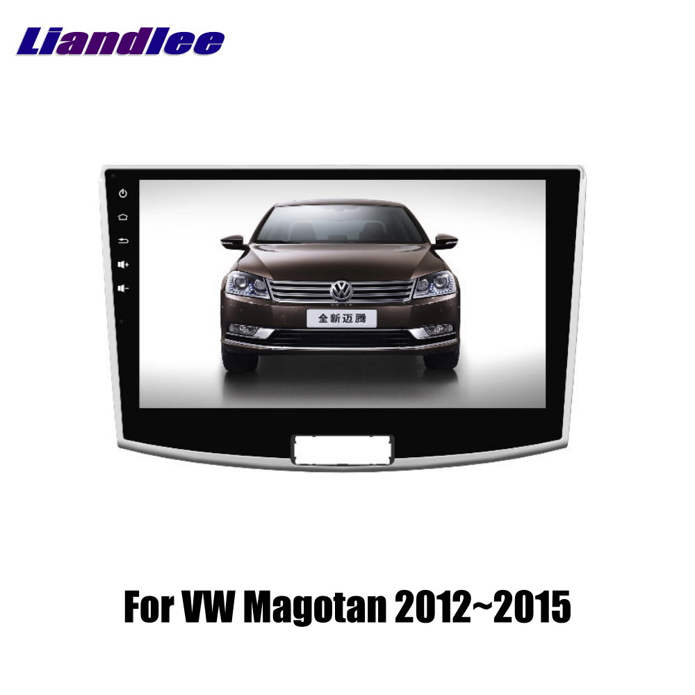 For Volkswagen VW Magotan 2012~2015 10.2 Android HD Capacitive touch Screen GPS NAVI Radio TV Movie Andriod Video System image