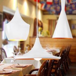 Image 5 - Подвесной светильник E27 в европейском винтажном стиле, подвесной светильник для ресторана, украшения дома