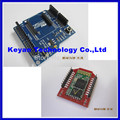 !!!Free shipping 1pcs HC-06 RF Wireless Bluetooth Bee V2.0 Module + 1pcs Xbee V03 Shield Board Wholesale